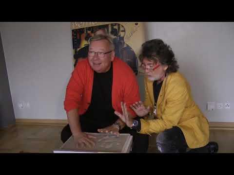 STARS Bernd Stelter im Signs of Fame des Fernweh Parks HD