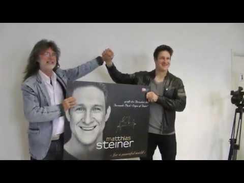 STARS Matthias Steiner im Signs of Fame des Fernweh Park Aktuell HD www.fernweh-park.de