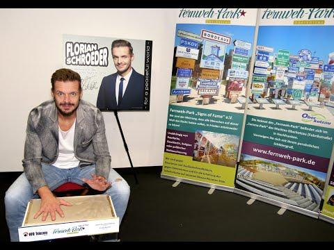 STARS Florian Schroeder im Signs of Fame des Fernweh Park HD Final Cut OK www fernweh park de