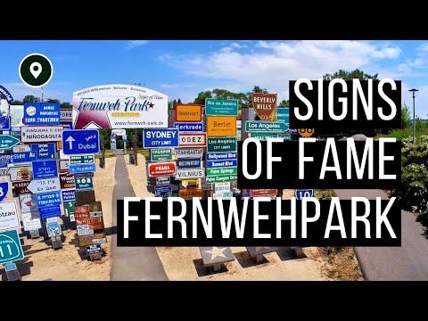 Fernwehpark Oberkotzau - Signs of Fame