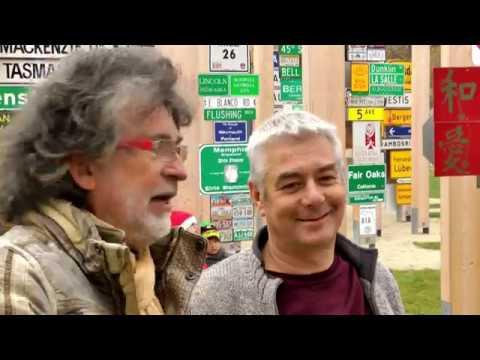 STARS Ingo Oschmann Signs of Fame des Fernweh Parks HD