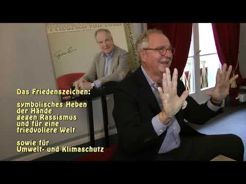STARS Friedrich von Thun im Signs of Fame des Fernweh Park HD www fernweh park de