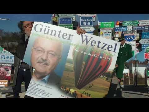STARS Günter Wetzel Ballonflucht Aktuell Signs of Fame HD