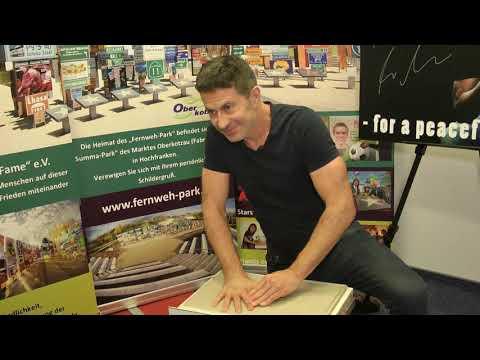 STARS Rolf Miller im Signs of Fame des Fernweh Park HD www fernweh park de