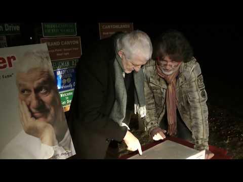 STARS Ilja Richter im Signs of Fame des Fernweh Parks HD