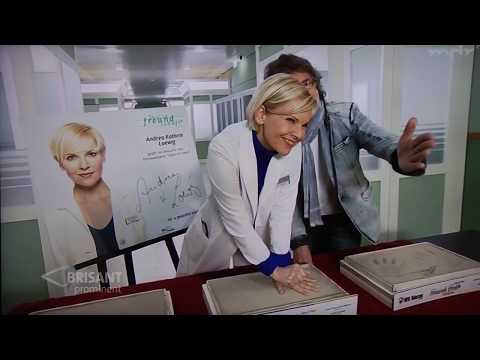 STARS In aller Freundschaft TV Bericht BRISANT Quelle Brisant 01 03 2019