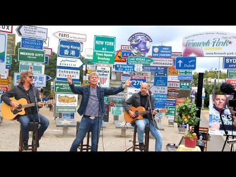 STARS Fools Garden im Signs of Fame des Fernweh Parks HD Cinema www fernweh park de
