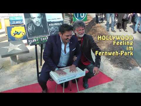 STARS Bobby Emprechtinger im Signs of Fame des Fernweh Parks HD