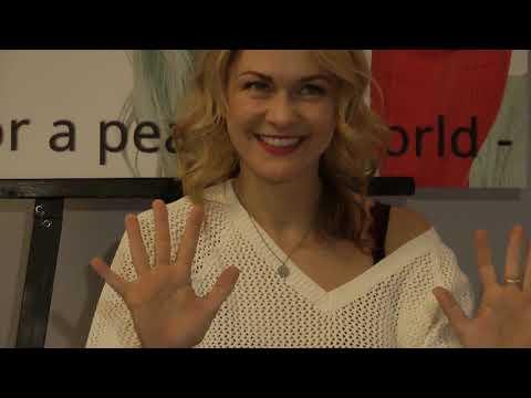 STARS Linda Hesse im Signs of Fame des Fernweh Park HD www fernweh park de