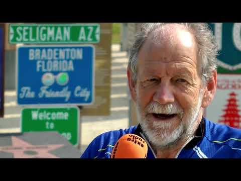 STARS Michael Cramer im Signs of Fame des Fernweh Park HD www fernweh park de