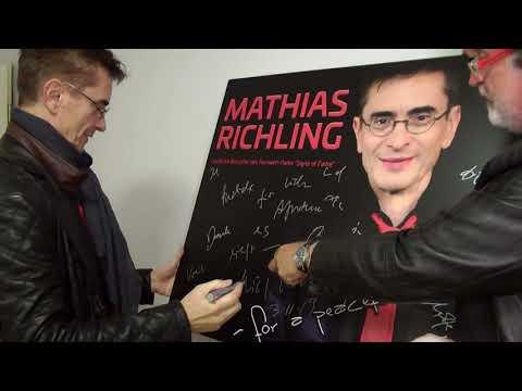 STARS Mathias Richling im Signs of Fame des Fernweh Park HD www fernweh park de