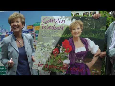 STARS Carolin Reiber im Signs of Fame des Fernweh Park HD www fernweh park de
