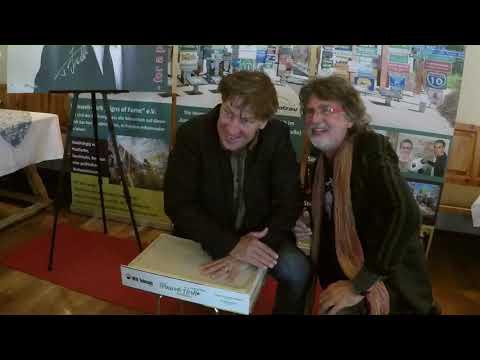 STARS Tobias Moretti im Signs of Fame des Fernweh Park HD www fernweh park de