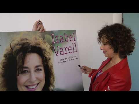 STARS Isabel Varell im Signs of Fame des Fernweh Parks HD www fernweh park de
