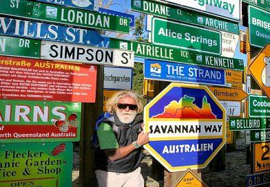 Schilderstraße AUSTRALIA