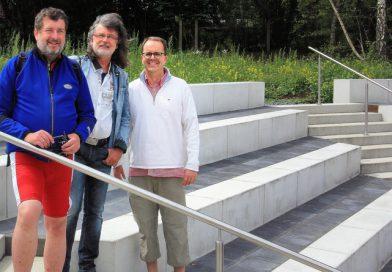 Markus Rinderspacher – Radltour und Picknick im Amphitheater