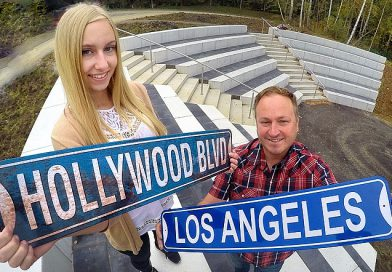 Los Angeles und HOLLYWOOD