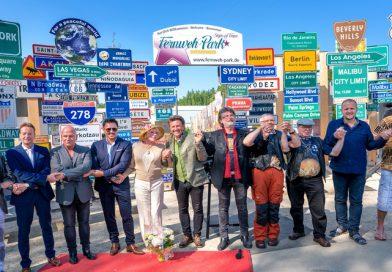 ERÖFFNUNG des neuen Fernweh-Parks – Bilder und Film über das Grand Opening