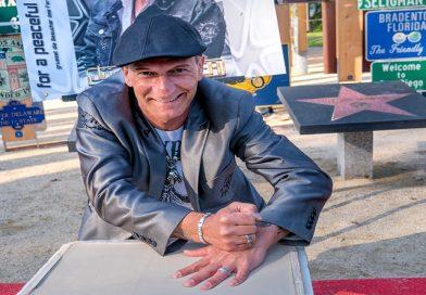 Jürgen Peter (Stargast beim Grand Opening des NEUEN Fernweh-Parks im Markt Oberkotzau am 18. Mai 2018)