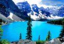 "Unser ""Fernweh Landschafts STAR"" Monat Dezember 2018: Moraine Lake (Kanada)"