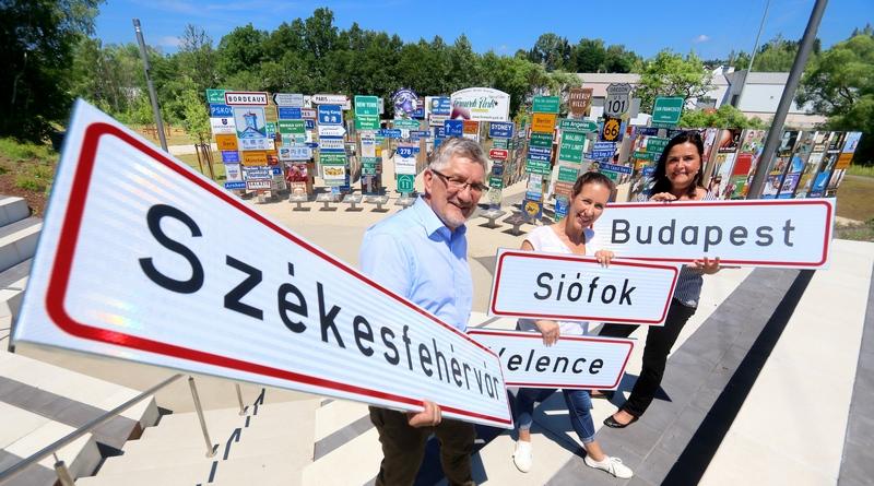 Budapest, Velence, Siófok und Székesfehérvár