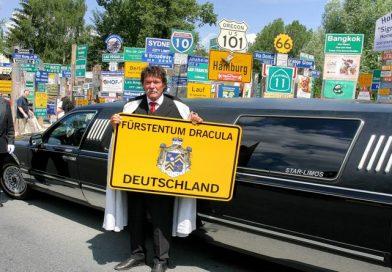 """""""Fürstentum Dracula Deutschland"""""""