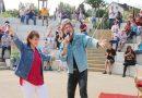 """NICKI – """"a bayrisches Cowgirl"""" erobert die Herzen der Fernwehpark Besucher"""